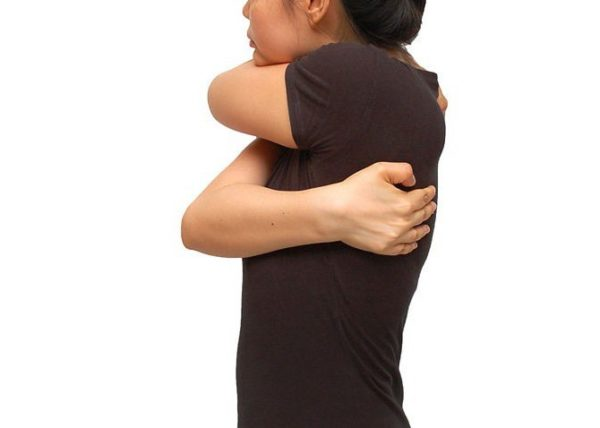 Обними плечи