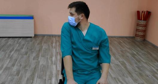 Дыхательные упражнения в положении сидя 1